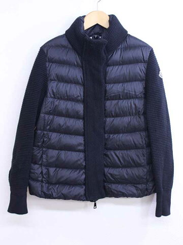 【MONCLER(モンクレール)】MAGLIONE TRICOT CARDIGAN